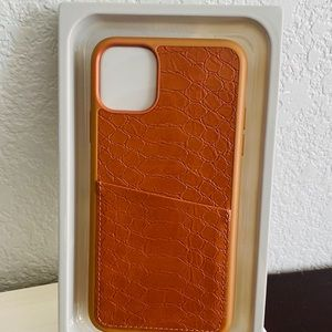 Heyday iPhone 11 Pro Max case with pocket